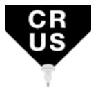 CRUS logo