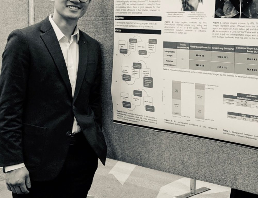 Best Poster at Research Day: A-LURT'ing the People on Ultrasound